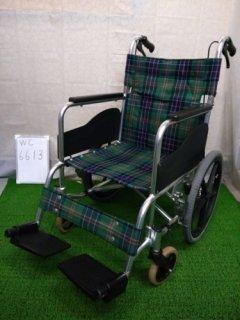 【中古車椅子】《Bランク》松永製作所 介助式車椅子 AR-311 (WC-6613)