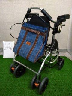 【中古歩行器】《Aランク》幸和製作所 テイコブリトルF WAW03 (HK-2996)