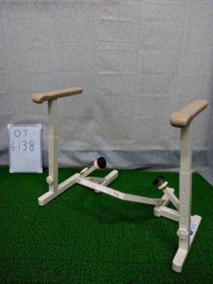 ◇【中古】《Bランク品》アロン化成 洋式トイレ用フレームSUS-45  (OT-6138)