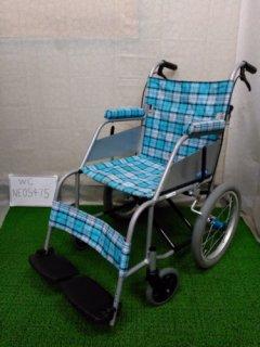 【中古車椅子】《Aランク》片山車椅子製作所 介助式車椅子 KARL KW-903B(WC-NE05475)