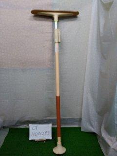 【中古 手すり】《Aランク》ディッパー・ホクメイ ベストポジションバー(ショート)NBP-100-90(OT-ND01293)