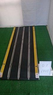 【中古スロープ】(Aランク)デクパック スロープ  シニア 1.85m(グレー) (OT-6808)