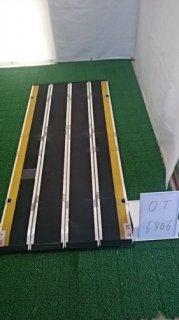 【中古 スロープ】(Bランク)デクパック スロープ  シニア 1.65m(OT-6806)