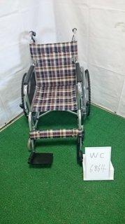 【中古車椅子】《Bランク》松永製作所 自走式車椅子AR-200B (WC-6864)