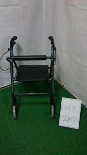 【中古歩行器】《Bランク》星医療酸器 トラベラーN-4600 (HK-2817)