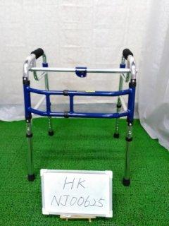 【中古歩行器《Aランク》 ユーバ産業 スライドフィットHタイプH-0188 (HK-NJ00625)