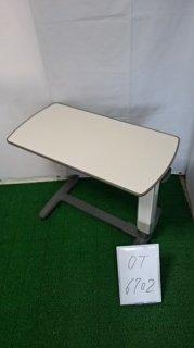 【中古】《Bランク》パラマウントベッド ベッドサイドテーブル KF-192 (OT-6702)