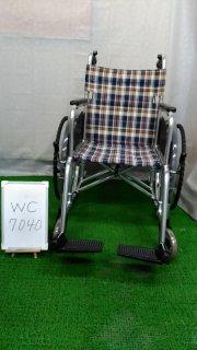 【Bランク 中古 車椅子】松永製作所 自走式車椅子 AR-200B (WC-7040)