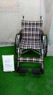 【Bランク 中古 車椅子】松永製作所 自走式車椅子 AR-200B (WC-7065)