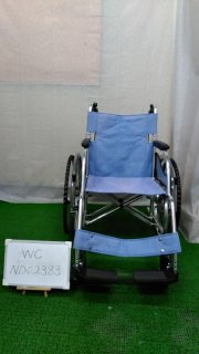【Bランク 中古 車椅子】松永製作所 自走式車椅子 MW-SL11B(WC-ND02383)