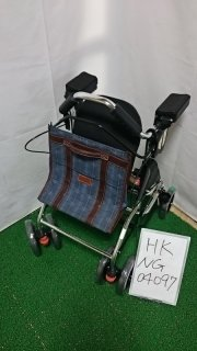 【Aランク品 中古 歩行器】幸和製作所 テイコブリトルF WAW03(HK-NG04097)