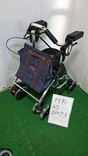 【Bランク品 中古 歩行器】幸和製作所 テイコブリトルF WAW03(HK-NI03073)