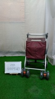 【Bランク品 中古 歩行器】幸和製作所 テイコブリトルスリム WAW04(HK-NG09267)