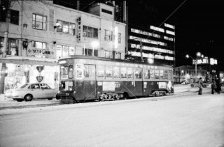 函館市電 1972年9月