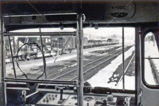 南部縦貫鉄道 野辺地 レールバス 青森 昭和52年 1977