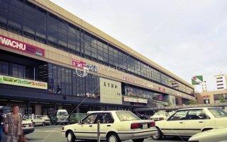 東北本線 盛岡駅 平成4 1992