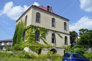 旧石井県令私邸 盛岡市保存建造物 平成28年