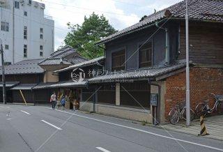 茣蓙九 盛岡市保存建造物 平成28年