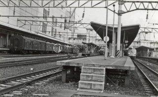 仙台駅 1.2.3.5番線 昭和53年 1978年