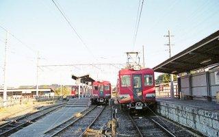 日立電鉄 日立電鉄線 常北太田 廃止 200形 平成13 2001