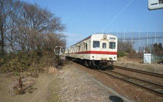 常総線 新守谷〜小絹 関東鉄道 キハ300・350形 平成14  2002