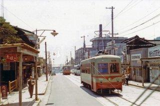日光軌道 日光駅行 昭和42 1967