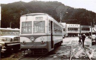 日光軌道 馬返行 昭和42 1967