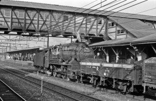 大宮駅 昭和38年 1963