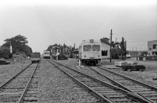 妻沼駅 東武鉄道 熊谷線 1982 昭和57年