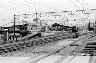 秩父駅 秩父鉄道 1983年