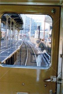 東京駅13番線 富士より 昭和53 1978