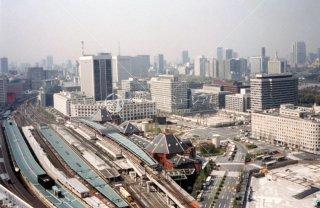 東京駅 平成11年 1999.4