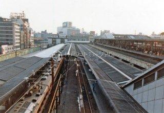 上野駅 国鉄 昭和57 1982
