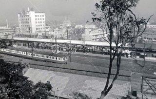 王子駅 遠望 昭和3,40年代