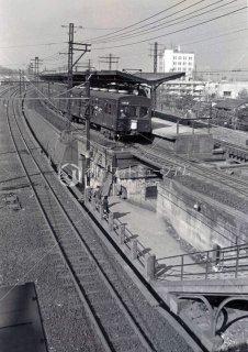 王子駅 昭和3,40年代