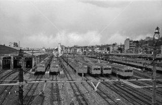 下十条電車区 京浜東北線 1978年2月