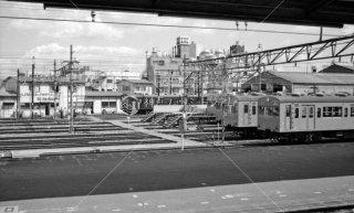 下十条電車区 北区 1978年 2月