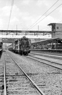 八王子駅 1964年3月