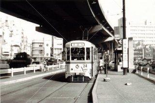 都電 上野駅前 昭和46 1971