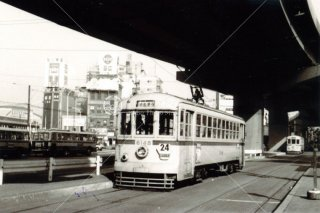 都電 上野 昭和46 1971