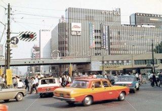 数寄屋橋 昭和42年 1967