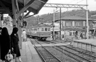 江ノ島鎌倉観光 長谷駅 300形 1978年5月