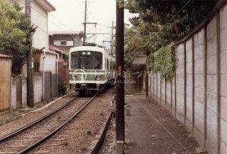 江ノ島電鉄 鎌倉 昭和56年1981
