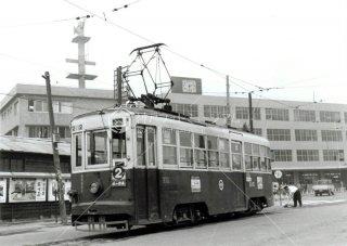 金沢駅前 北陸鉄道 昭和38 1963