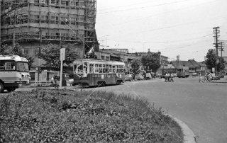 金沢市内線 北陸鉄道 昭和37 1962