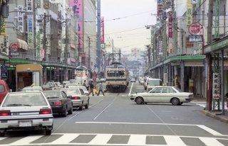 福井鉄道 福井駅前駅 200形 平成4 1992