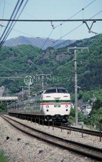 中央本線 猿橋〜大月 183系 L特急あずさ 平成4 1992