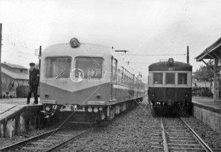 富士吉田 昭和33.11 1958
