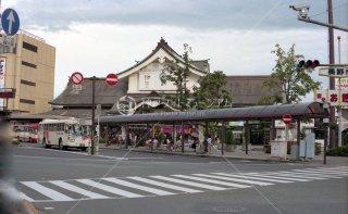 長野駅 旧駅舎 JR東日本 平成4年 1992