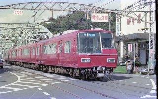 各務原線 犬山〜犬山遊園 犬山橋 名古屋鉄道 平成5 1993
